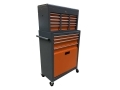Munro 13 Drawer Toolbox Storage Chest with Roller Cabinet TC13D