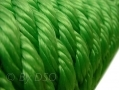 3/4 Inch 50ft Green Bright Nylon Rope TD059