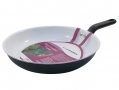 Prima 26cm Ceramic Frying Pan White 15084C