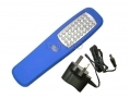 Powerful Compact 36 Lithium-Ion Rechargeable LED Work Light TO157
