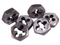Trade Quality 40 Pc Metric Carbon Steel Tap and Die Set in Plastic Tray TP102 *Out of Stock*