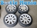 Audi TT 1999-2006 Genuine 18 Inch 9 Spoke Alloy Wheels Set of Four TTWHEELSVW18 *Out of Stock*