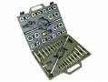 US PRO 45pc Engineers SAE Tungsten Tap and Die Set US2513 *Out of Stock*