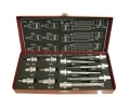 "US PRO 1/2"" 13 Piece Spline Torx Bit Socket Set in Steel Case Missing M6 Long, M10, M14 US0514-RTN1 (DO NOT LIST) *Out of Stock*"