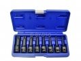 "BERGEN Professional 8 Pc 1/2"" Drive Impact Torx Bit Socket Set Missing T50 Bit BER1306-RTN1 (DO NOT LIST) *Out of Stock*"
