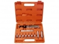 US PRO 11 Piece Comprehensive Valve Stem Seal Seating Tool Set US5571 *Out of Stock*