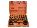 BERGEN Front Wheel Drive Bearing Removal Set for Cars and Light Commercial Vehicles BER6002 *Out of Stock*