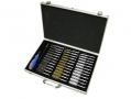 "US PRO Trade Quality 38Pc Brush Set with 1/4"" hex drive shank US2000"