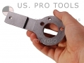 US PRO TOOLS Engine Timing Tool Set For GM Vauxhall Opel Injection and Water Pumps US3117