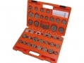 US PRO Professional 35 Piece Brake Caliper Wind Back Adapter Set US6154 *Out of Stock*