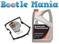 Beetle 6 Speed Automatic Gearbox 09G Oil and Filter Kit (5 Litres) V10-0444-09G325429