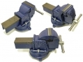 "4"" Engineers Swivel Base HD Bench Vice VC011 *Out of Stock*"