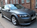 2009 Volvo C30 Coupe 1.6 R-Design Sport 2dr Petrol Leather Air Con Full Service History 103,000 miles VK09FBG