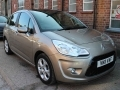 2011 Citroen C3 Automatic Petrol 1.6 VTi 16v Exclusive 5dr Air Con Alloys 19,000 miles Panoramic Roof FSH VK11VAF