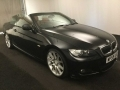 2009 BMW 330I 3.0 M Sport Highline Convertible Black Auto Petrol Red Leather 58,000 miles FSH WF59XJX
