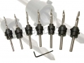 Engineering Quality Countersink Drill Set WW127