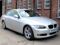 2010 BMW 3 Series 320i SE Convertible Highline Silver Manual 3 Owners Full History 86,000 Miles YE59USN