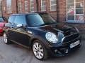 2010 Mini 1.6 Cooper S 3dr Petrol Manual Black Half Leather AC 17 inch Alloys 1 Previous owner 58,000 miles FSH YP60UJX