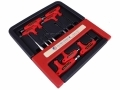 US PRO Professional 7 Piece Long Reach L Type Ribe Key Set US0379